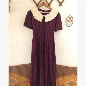 Vintage Prairie Lass Dress